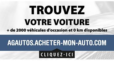 AG Automobiles - Acheter mon Auto